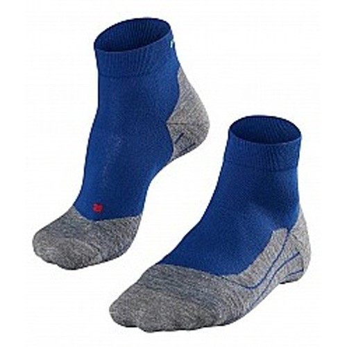 Falke RU 4 Running Socks kurz royal/grau