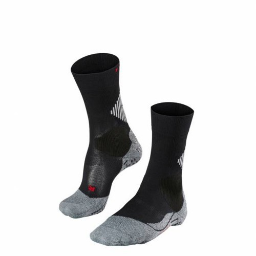 Falke 4 Grip Sports Socks black/grau