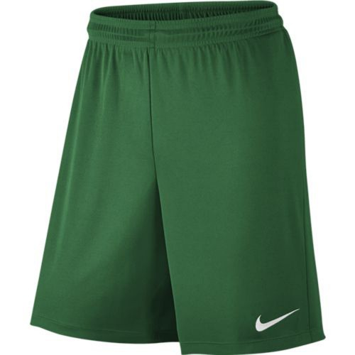 Nike Park II Knit Short ohne Innenhose grün