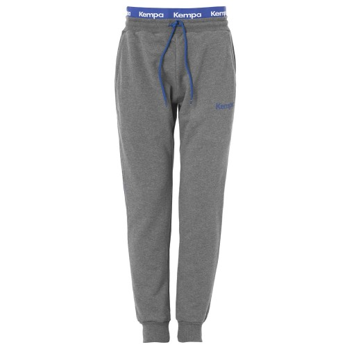 Kempa Fly High modern Pant royal/grau melange