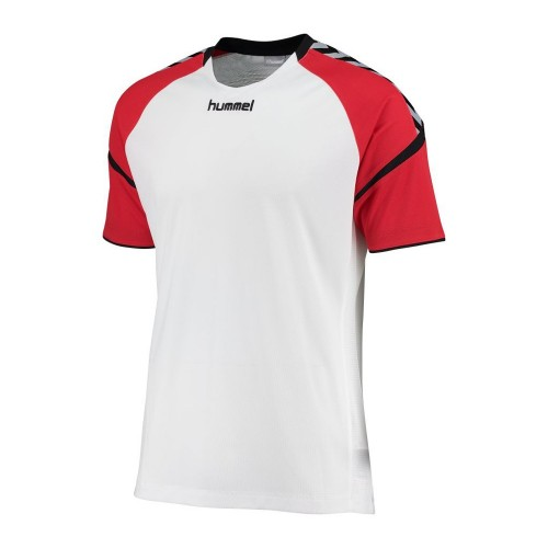 Hummel Authentic Charge 2020 Jersey ss for Kids white/rot