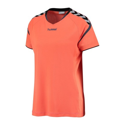 Hummel Damen-Trikot Authentic Charge 2020 ss orange