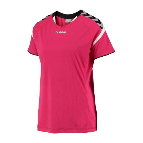 Hummel Damen-Trikot Authentic Charge 2020 ss pink