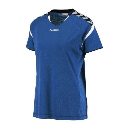 Hummel Damen-Trikot Authentic Charge 2020 ss blau