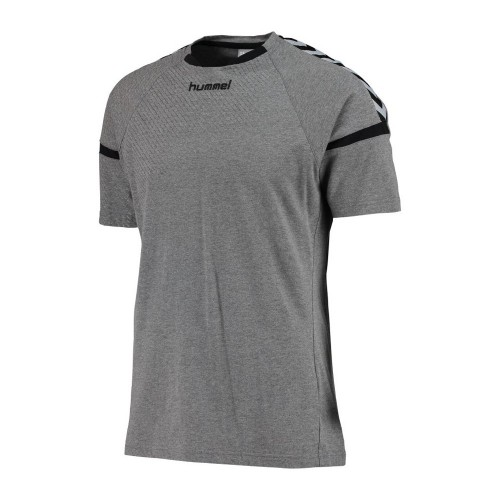 Hummel Authentic Charge SS Training Jersey grau
