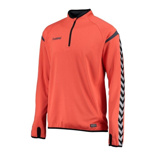 Hummel Kids-Training Sweatshirt Authentic Charge lachs