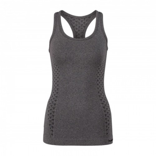 Hummel Damen-Trainingstop Classic Bee CI Seamless dunkelgrau