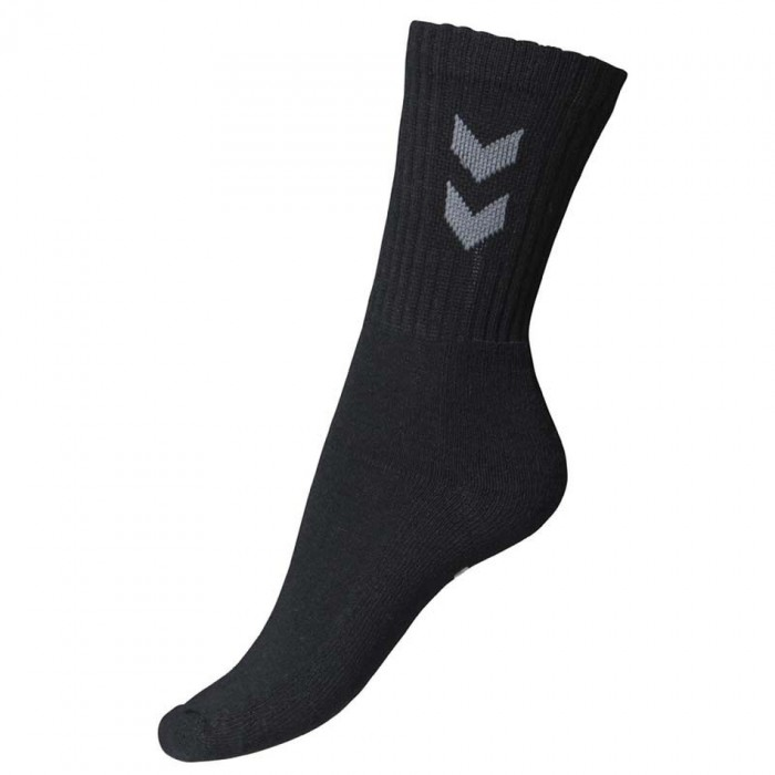 Hummel Trainings Socken (Schwarz)