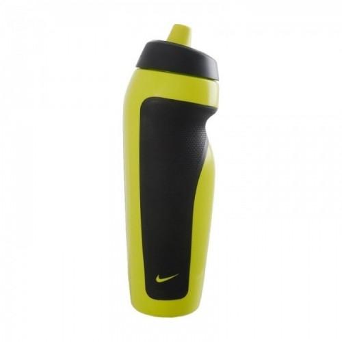 Nike Trinkflasche gelb/schwarz