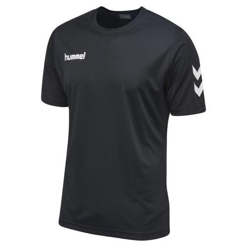 Hummel Kinder-T-Shirt Core Polyester Tee schwarz