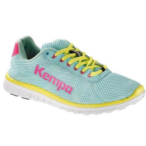 Kempa Damen-Freizeitschuhe K-Float türkis/gelb