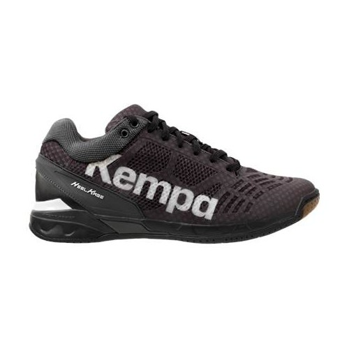 Kempa Handballshoes Attack Midcut black/white