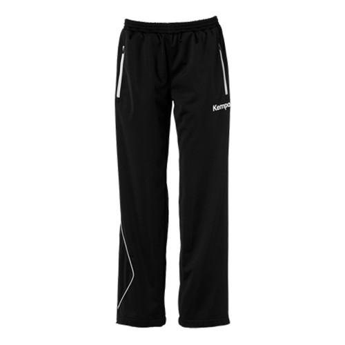 Kempa Curve Damen-Trainingshose Classic schwarz/weiß