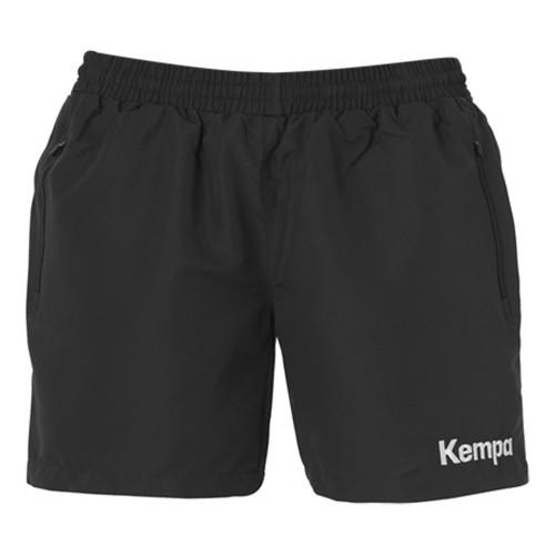 Kempa Damen-Webshort schwarz
