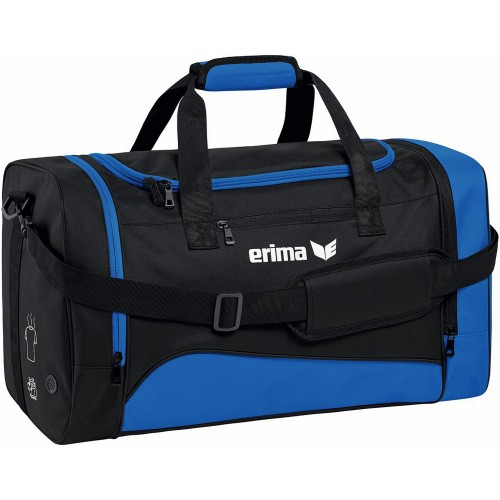 Erima Sporttasche CLUB 1900 2.0 medium royal/schwarz