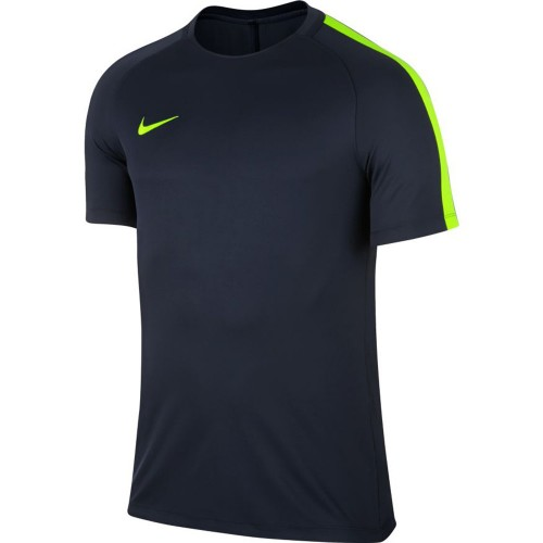 Nike Dry Squadra 17 Trainingstop schwarz/neongelb