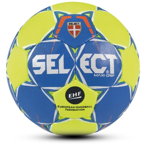 Select Handball Maxi Grip 2.0 gelb/blau