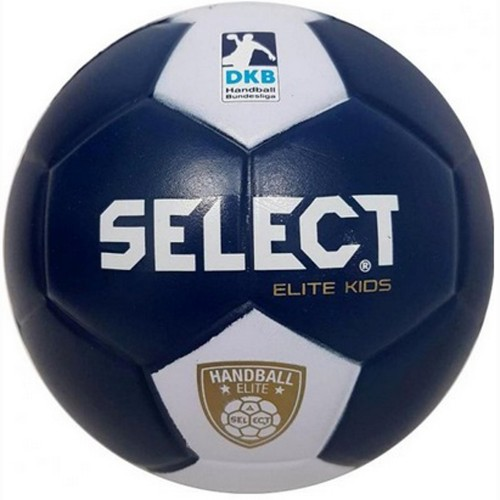 Select Handball Soft Bad Ball Elite Kids marine/weiß