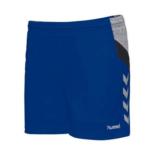 Hummel Tech Move Poly Short Damen royal