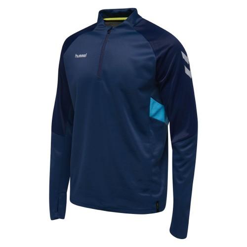 Hummel Tech Move ½ Zip Sweatshirt Kids darkblue