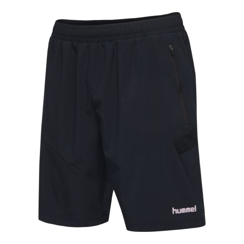 Hummel Tech Move Trainingsshort Kinder schwarz
