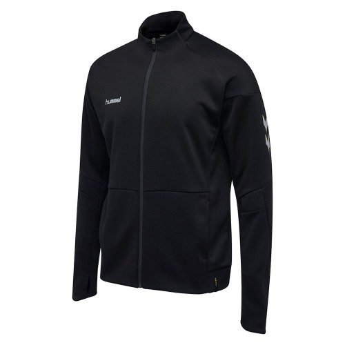 Hummel Tech Move Poly Zip Jacke schwarz