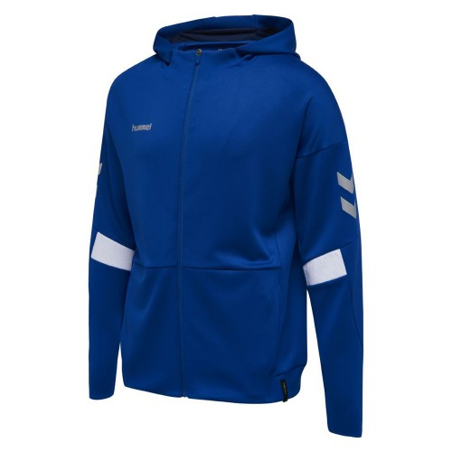 Hummel Tech Move Zip Hood Kinder royal