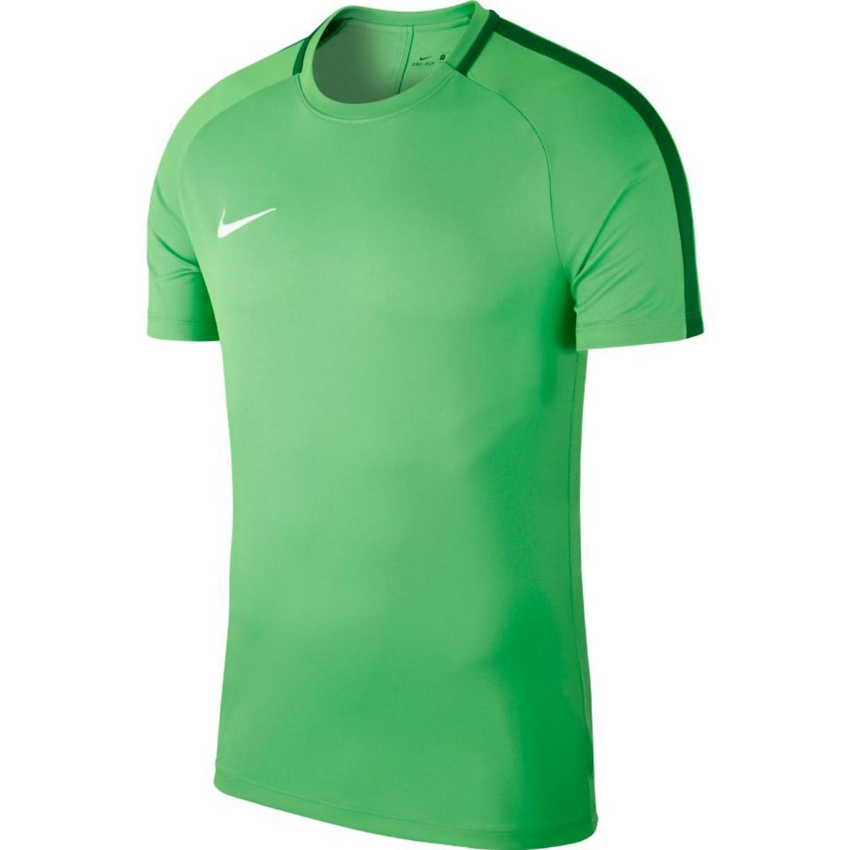 Nike Academy 18 Trainingsoberteil grün, M Unisex