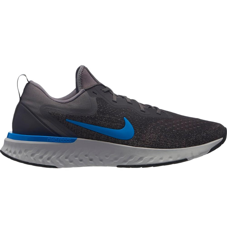 Nike Laufschuhe Odyssey React grau/blau Herren