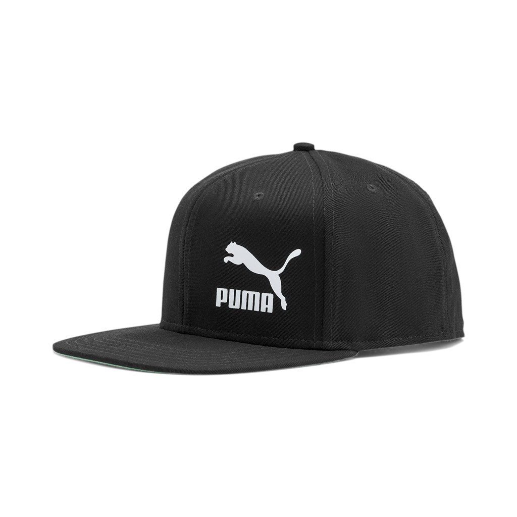 Puma Ls Colourblock Cap, PUMA-BLACK-PUMA-WHITE 022552
