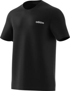 Adidas Essentials Plain T-Shirt, schwarz, Herren