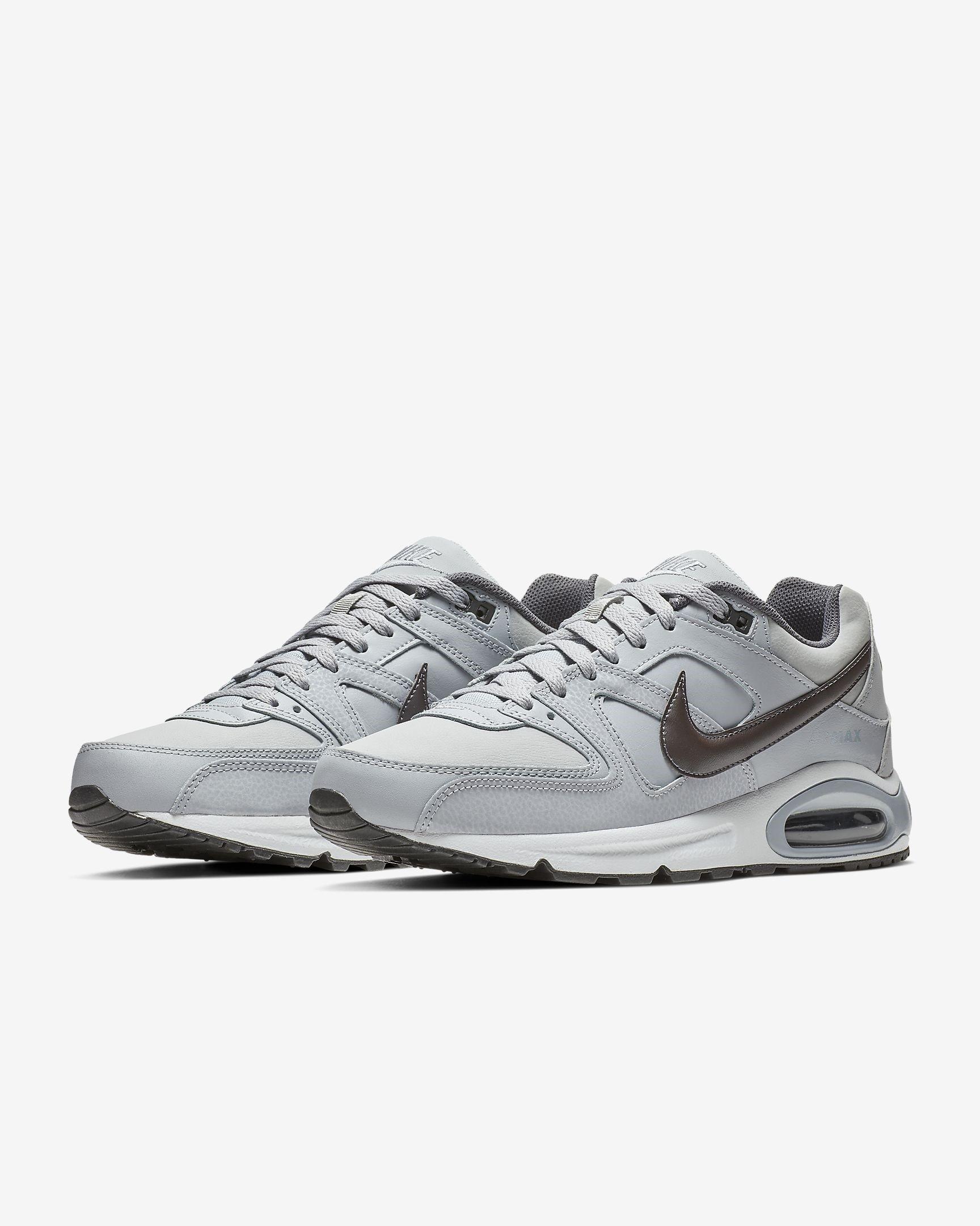 Nike Freizeitschuhe Air Max Command, grau, Herren