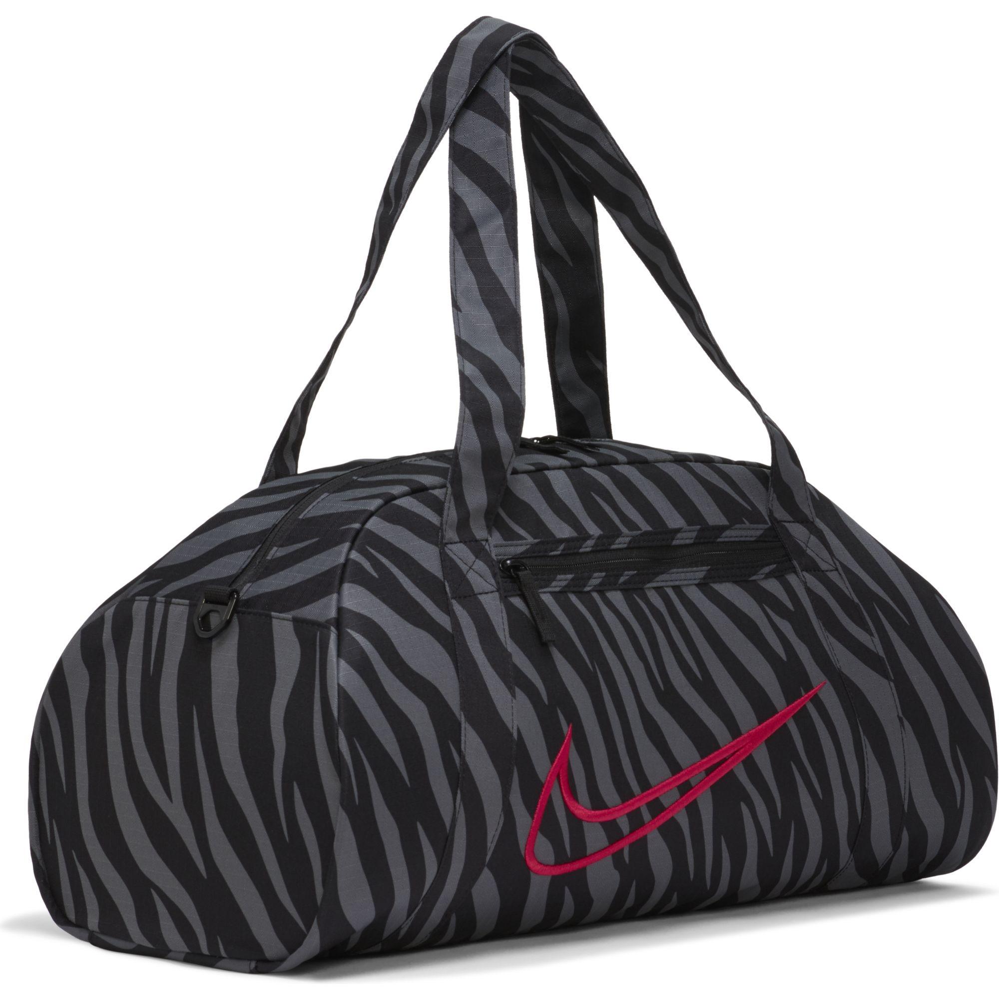 Nike Gym Club Sporttasche, schwarz, Damen Damen CW7205-010