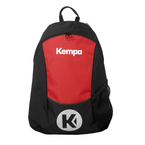 Kempa Backpack Team black/red