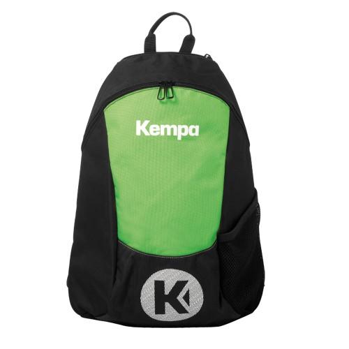 Kempa Backpack Team black/green