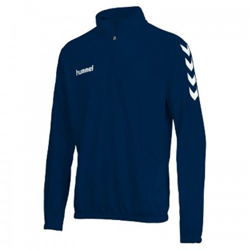 Hummel Core 1/2 Zip Sweat für Kinder marine
