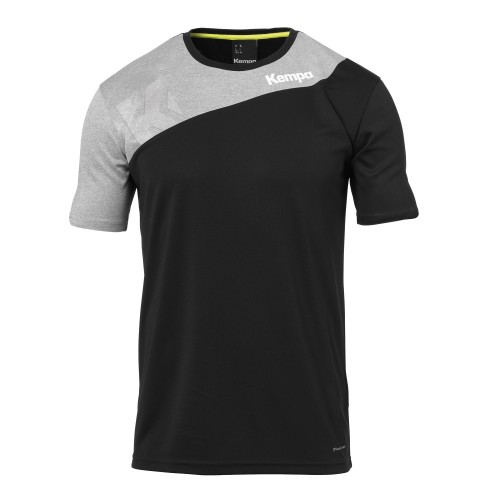 Kempa Core 2.0 Jersey Kids black/gray