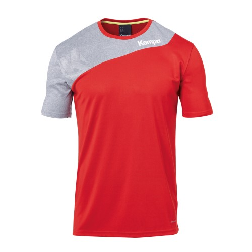 Kempa Core 2.0 Jersey Kids red/gray
