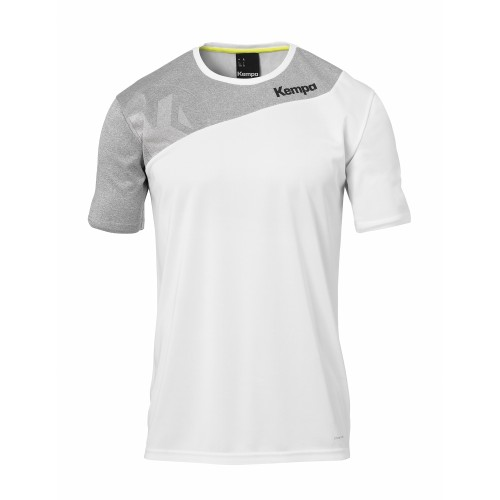 Kempa Core 2.0 Jersey Kids white/gray