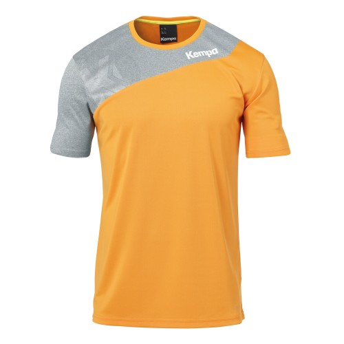 Kempa Core 2.0 Jersey Kids orange/gray
