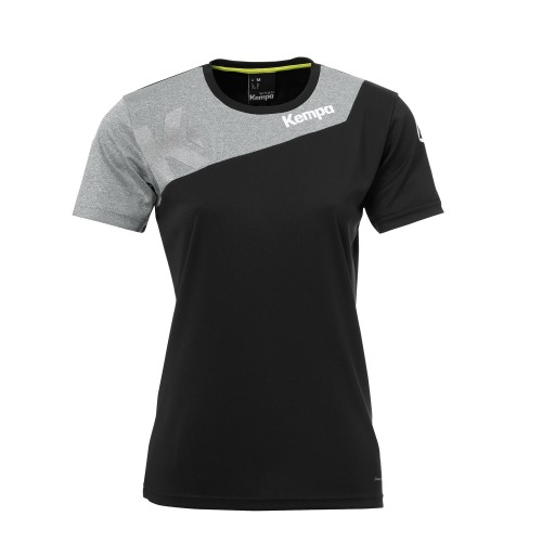 Kempa Core 2.0 Jersey Women black/gray