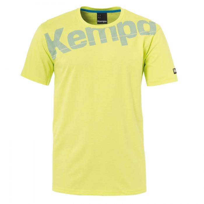 Kempa Core Cotton Shirt springyellow