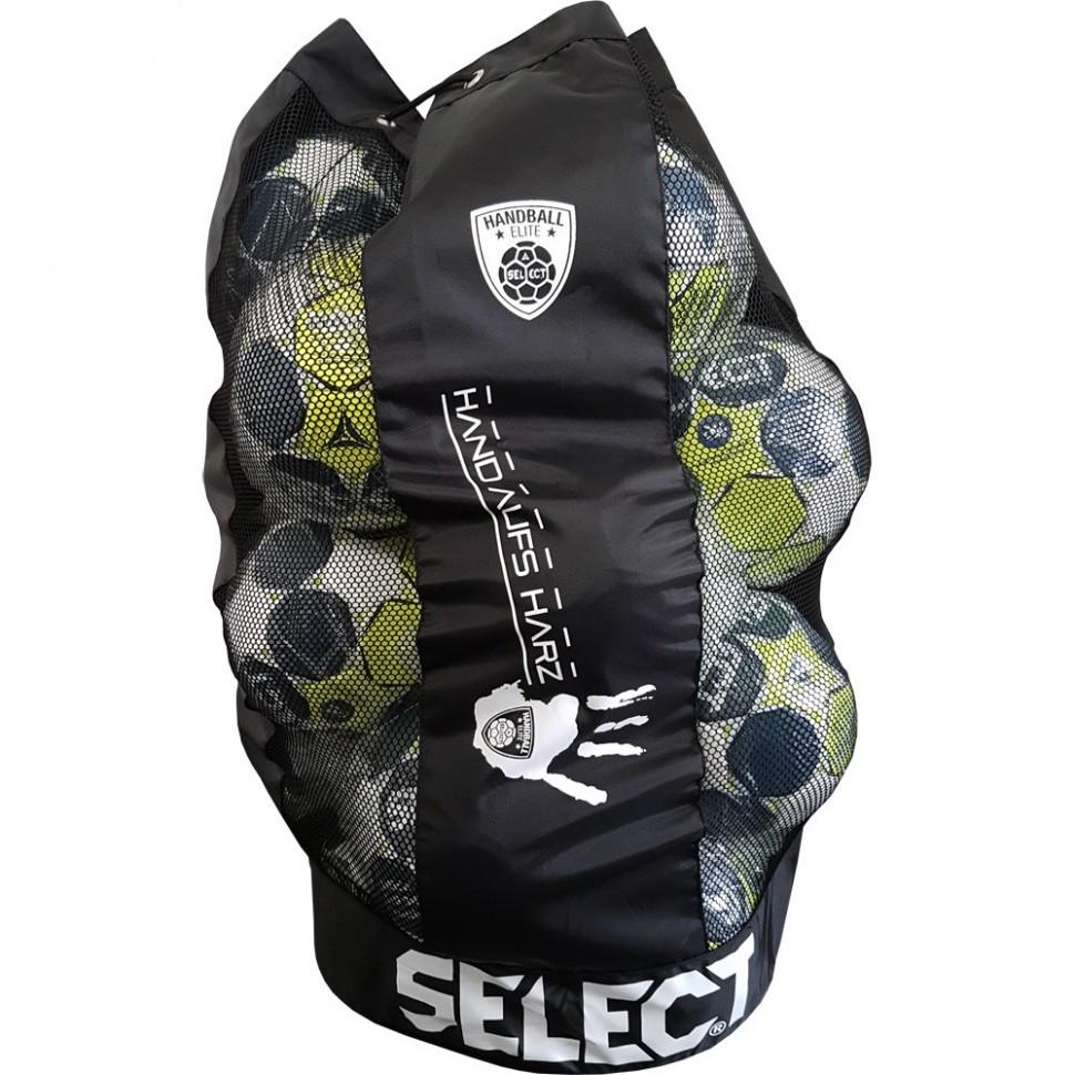 Select Handballsack Elite black