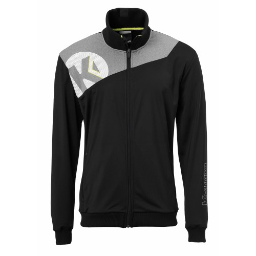 Kempa Core 2.0 Poly Jacket Kids black/gray