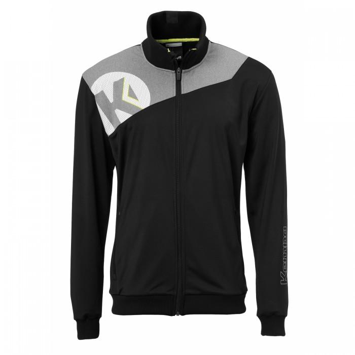 Kempa Core 2.0 Poly Jacket Kids black/gray