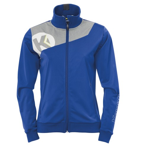 Kempa Core 2.0 Poly Jacket women royal/grey
