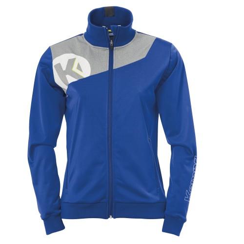 Kempa Core 2.0 Poly Jacket women royal/grey