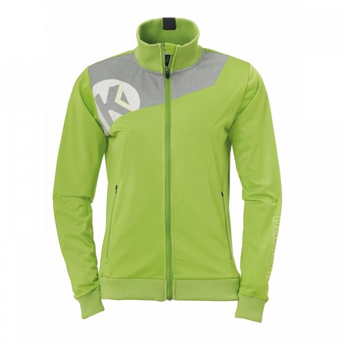 Kempa Core 2.0 Poly Jacke Damen grün/grau