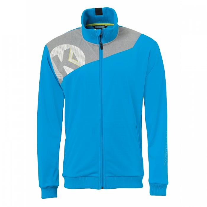 Kempa Core 2.0 Poly Jacket blue/gray