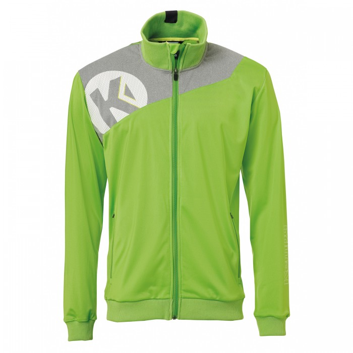 Kempa Core 2.0 Poly Jacket Kids green/gray